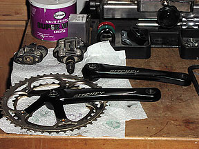 Ritchey Cross Cranks