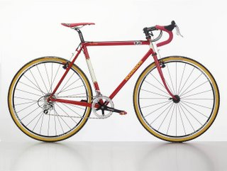 Richard Sachs CX Bike - Mmmmmmm...