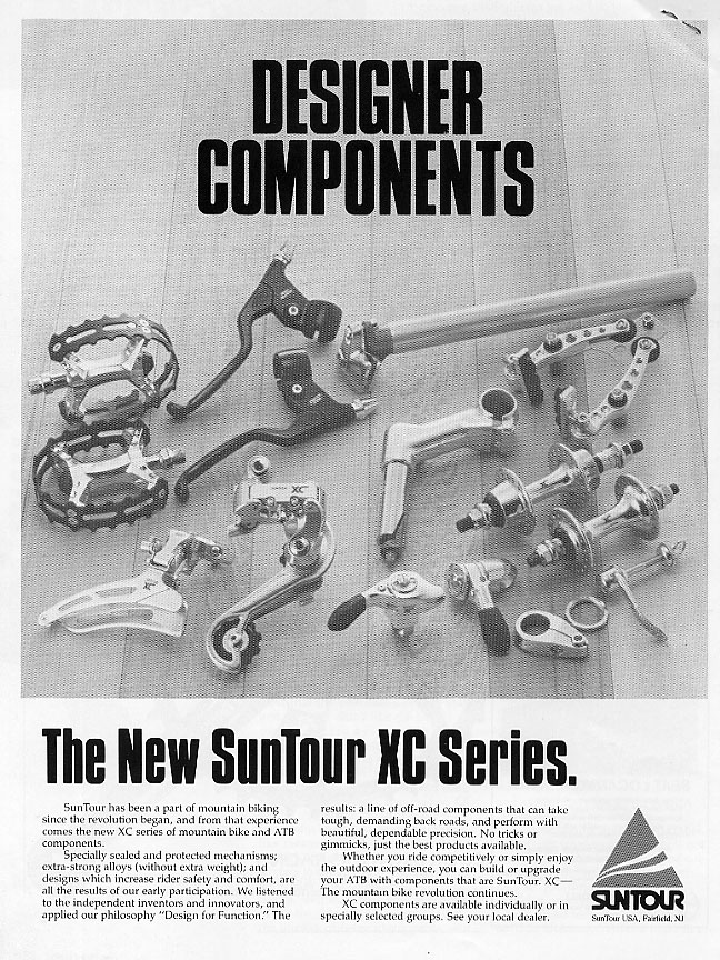 Dating suntour components