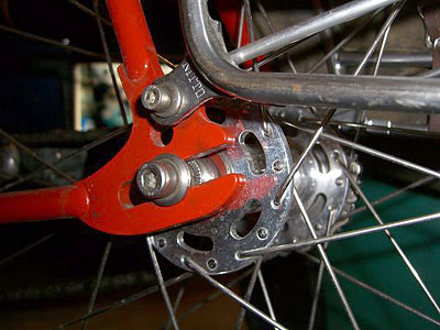 Ken's Quickbeam Rear Wheel