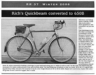 Rich's Quickbeam Conversion