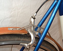 River City's Wooden Fender Detail Photos