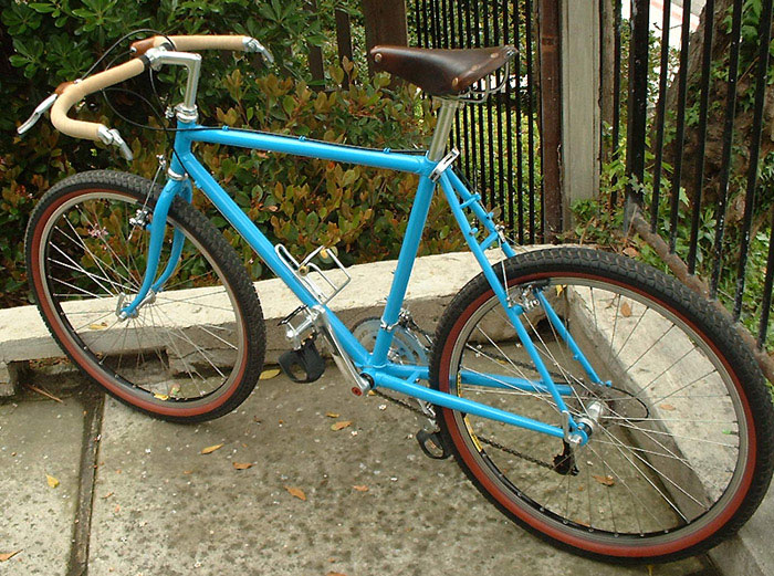 CC Bicycle Gallery: Phillip Franklin's '85 Stumpjumper