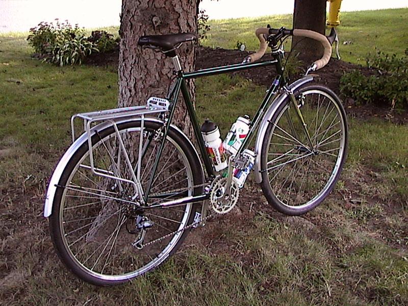 Cc Bicycle Gallery Roy Bird S Urbanite Tourer