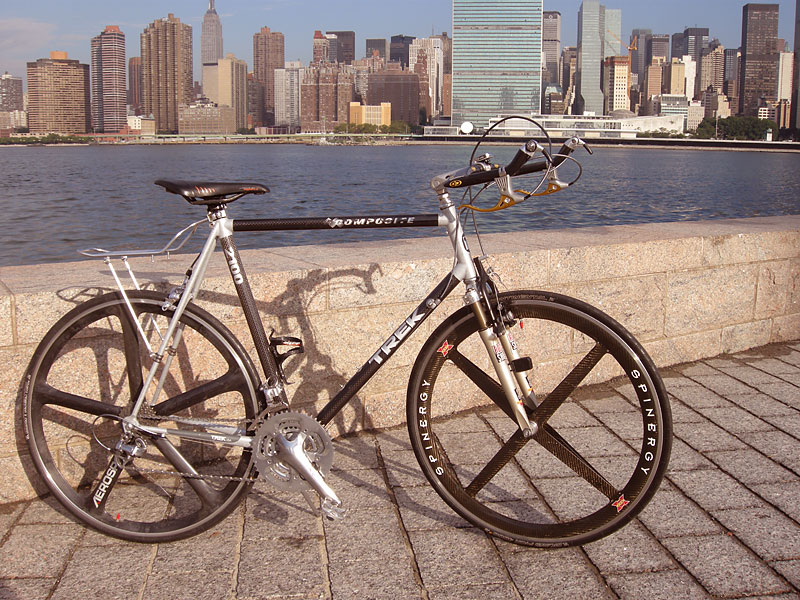 CC Bicycle Gallery: Asterio Tecson's Trek 2100