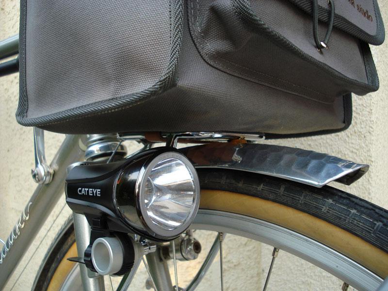 Cc Bicycle Gallery Gino Zahnd S Rivendell Saluki