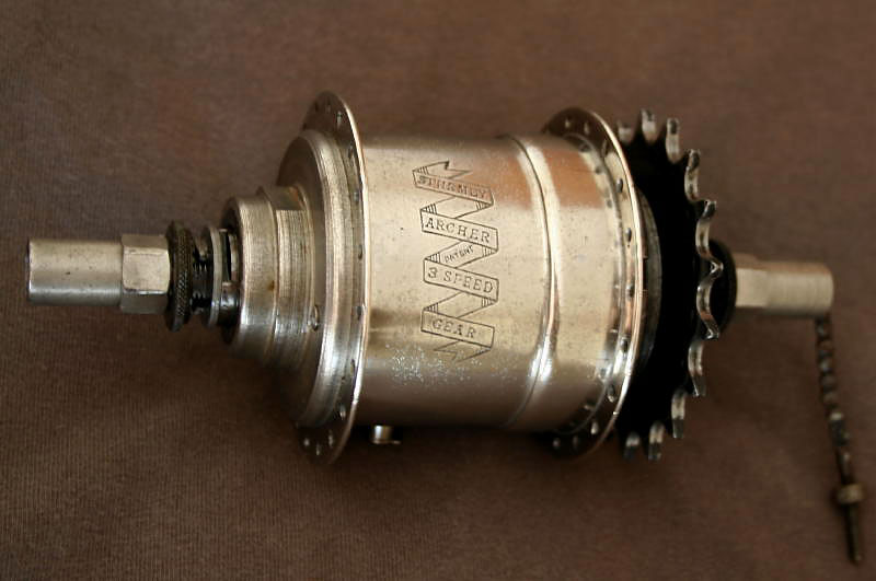 Dating sturmey archer hubs