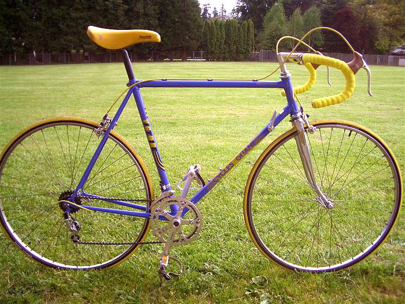 Cc Bicycle Gallery Jordan Coxan S 1986 Gitane Victoire