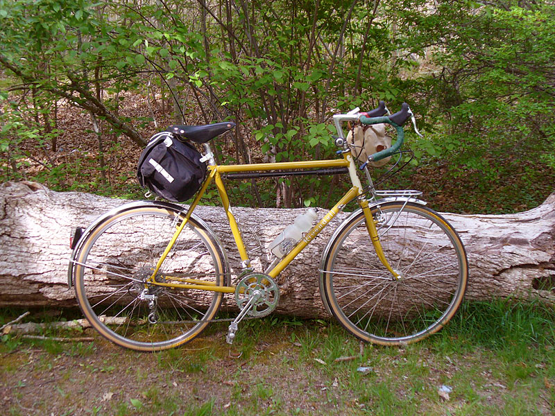 Cc Bicycle Gallery Mike Smith S Rivendell All Rounder