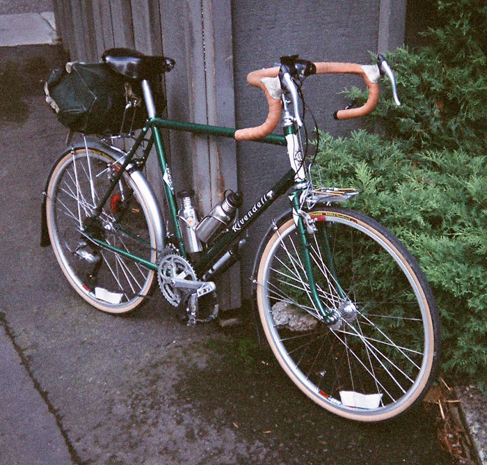 Cc Bicycle Gallery Beth Hamon S Rivendell All Rounder