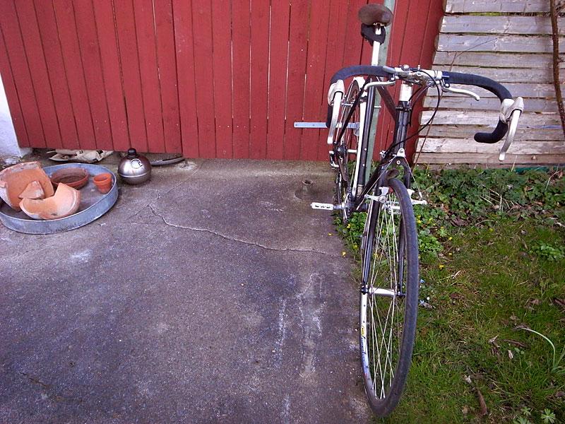 Cx Bicycle Gallery Stinus Bertelsen S Surly Crosscheck
